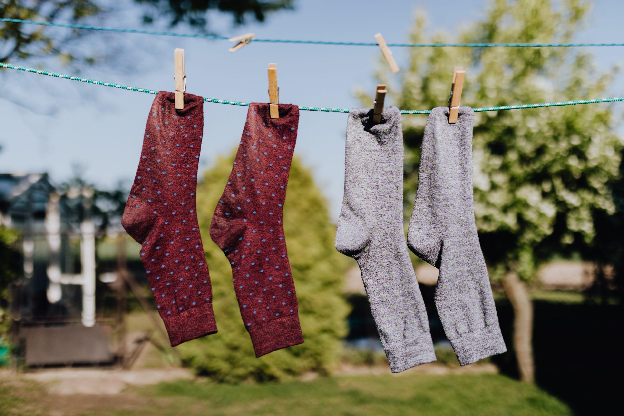 Mondkapje maken van een sok