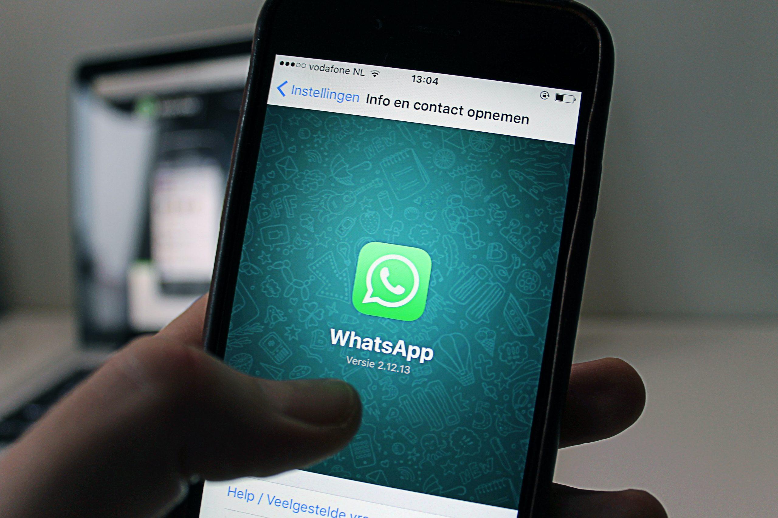 Zo gebruik je de donkere modus van WhatsApp voor iOS